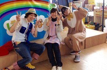 大阪府河内長野市の幼稚園でお楽しみ会♪出張イベントコンサート